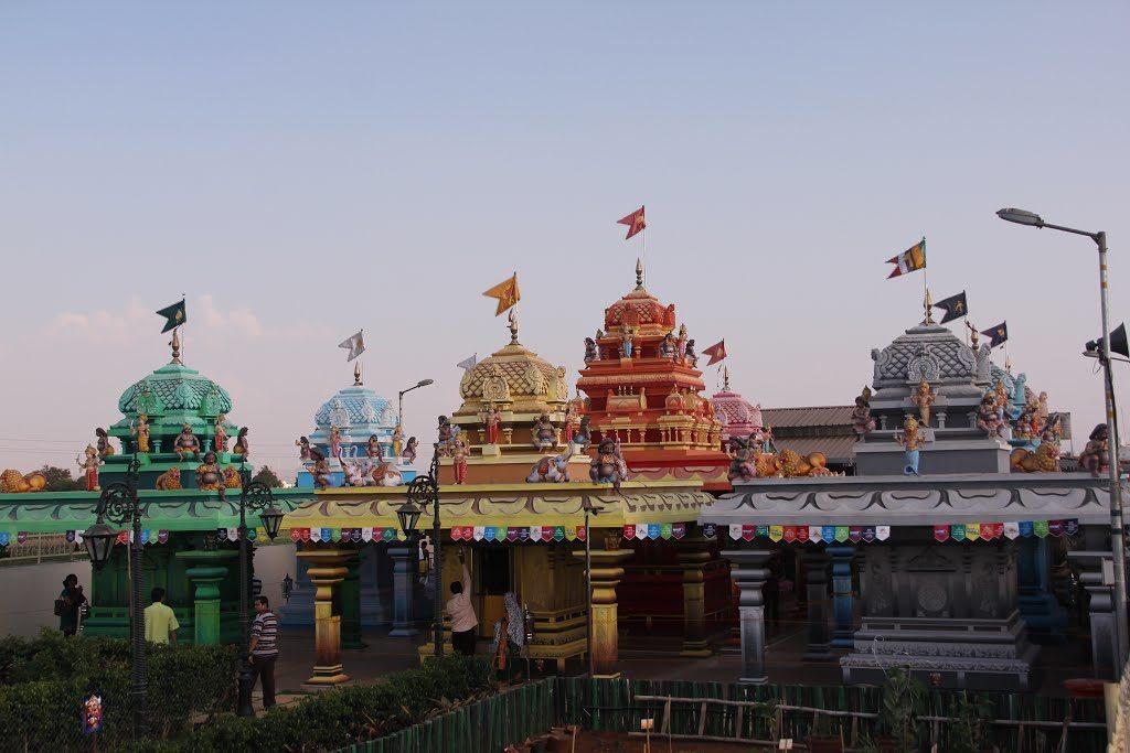 navgrah temple