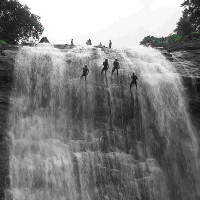 Vihigaon-Waterfall